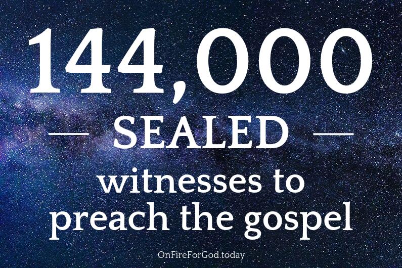 144,000 Saints