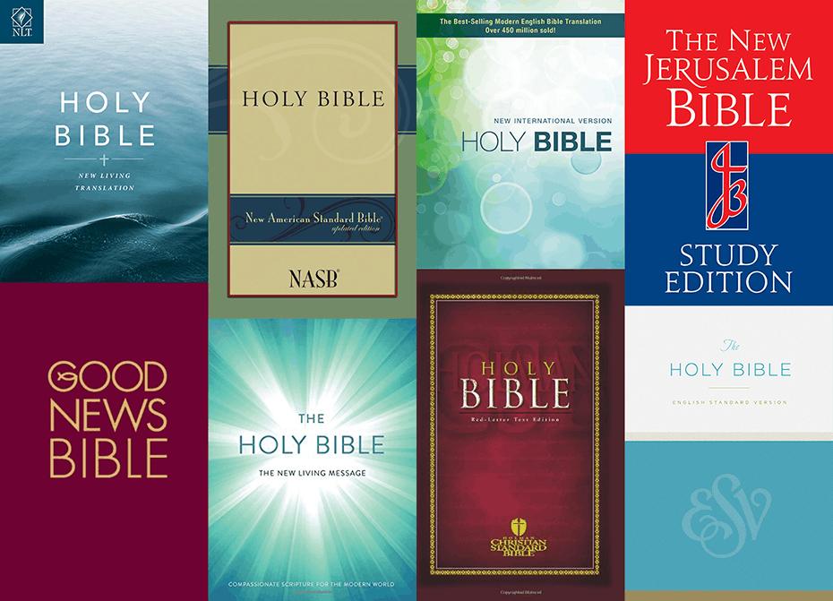 Modern Bible Versions