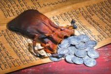 Thirty Pieces of Silver Messianic Prophecies