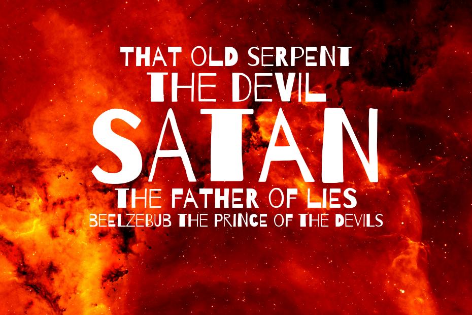 Satan's Names