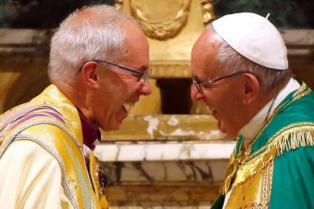 Catholicism and Protestantism Are Converging to Usher in the Antichrist