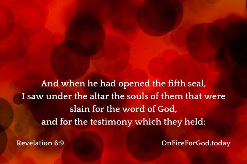 Revelation 6:9