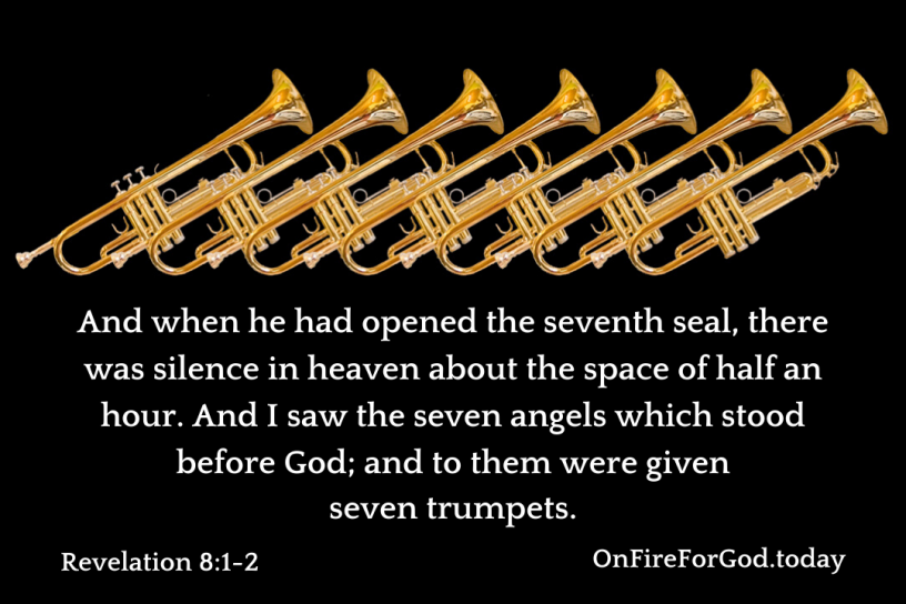 Revelation 8:1-2