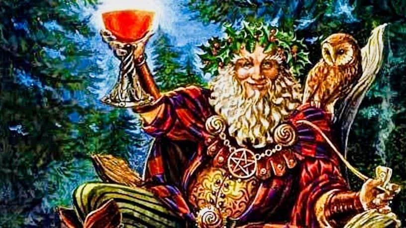 Satanic Santa