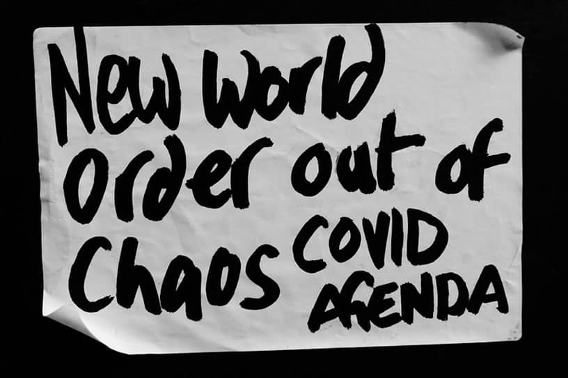 New World Order Out of Chaos