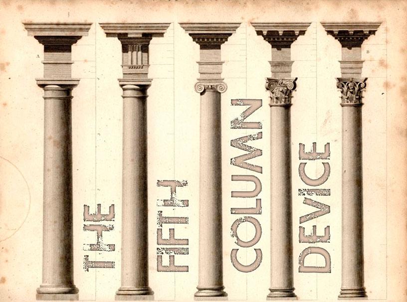 The Synagogue of Satan Fifth Column