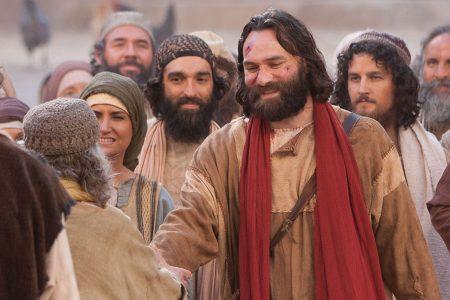 Peter and John Preaching