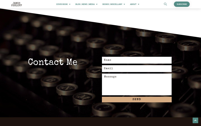 James Perloff Website Redesign-8