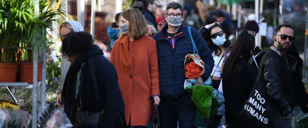 Too Many Humans Columbia Road London
