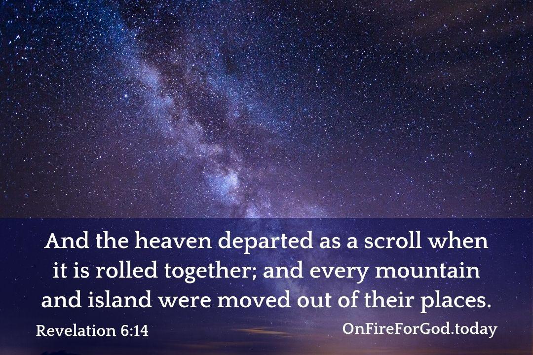 Revelation 6:14