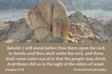 Exodus 17:6