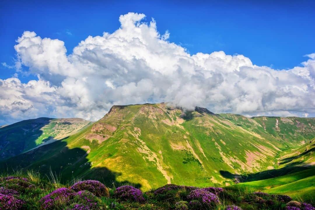 Psalms 46:10 Mountain